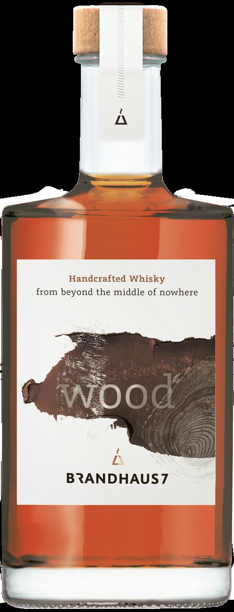 Wood Whisky